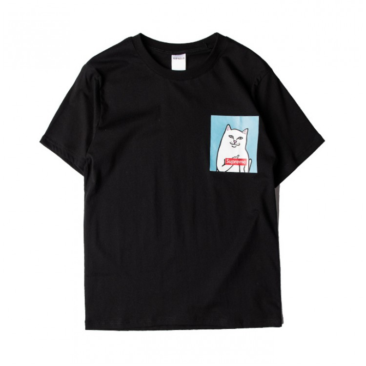 Ripndip Supreme Collaboration T-Shirt (Black)