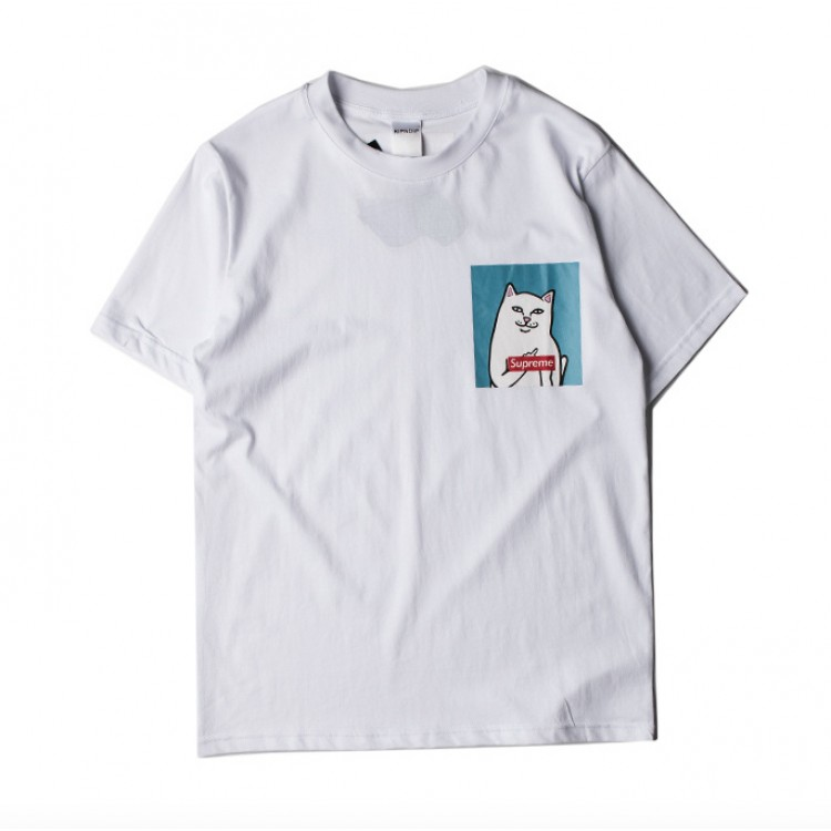 Ripndip Supreme Collaboration T-Shirt (White)