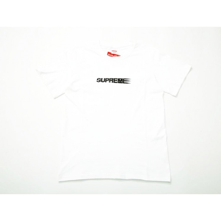 Supreme 16SS Sup Box Logo T-Shirt (White)