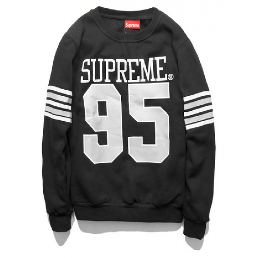 Supreme 95 Sweater (Black)