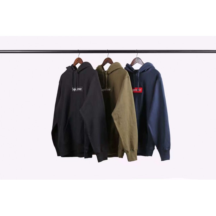 Supreme Box Logo Hoodie Collection