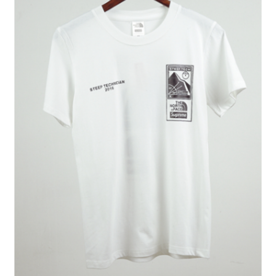 Supreme Steep Tech T-Shirt (White)