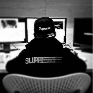 Supreme Speed Jacket (Black)