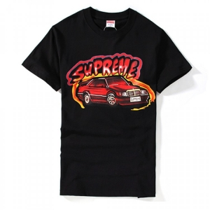 Supreme Vintage Street Car T-Shirt (Black)