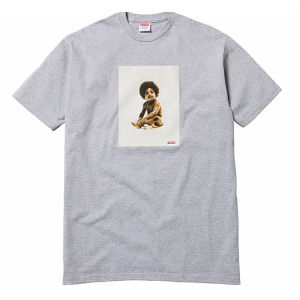 Supreme Biggie NYC Box T-Shirt (Gray)