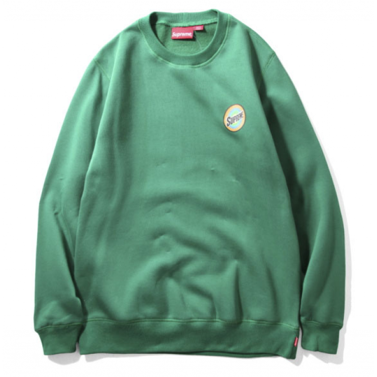 Supreme Color Circle Sweater (Green)