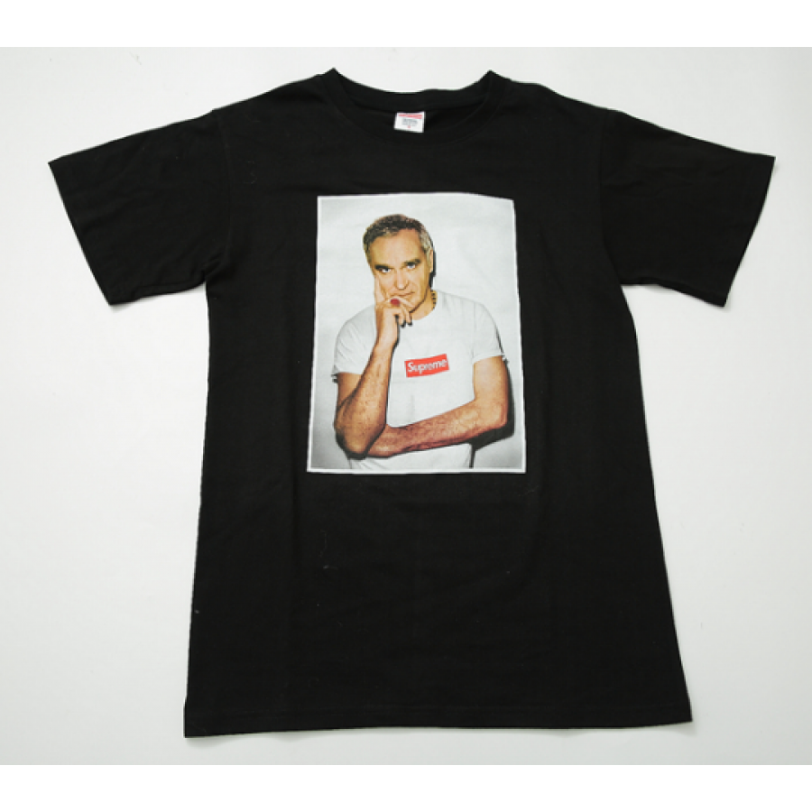 Supreme Morrissey T-Shirt (Black)